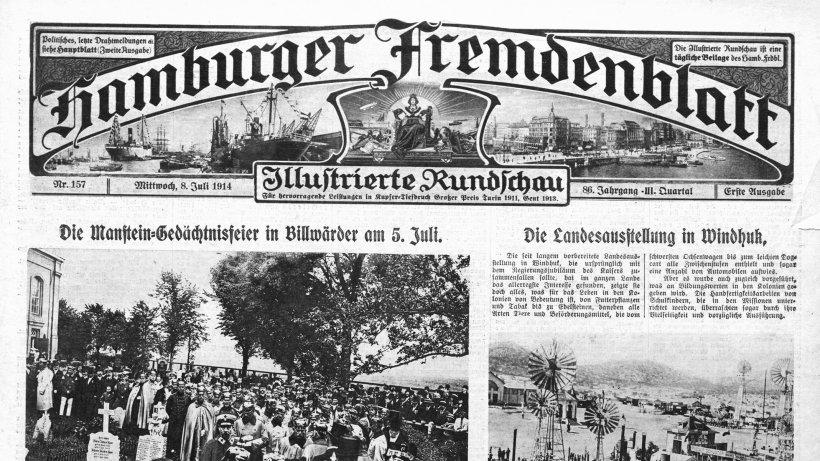 Weltenbrand-1914-Hamburger-Fremdenblatt
